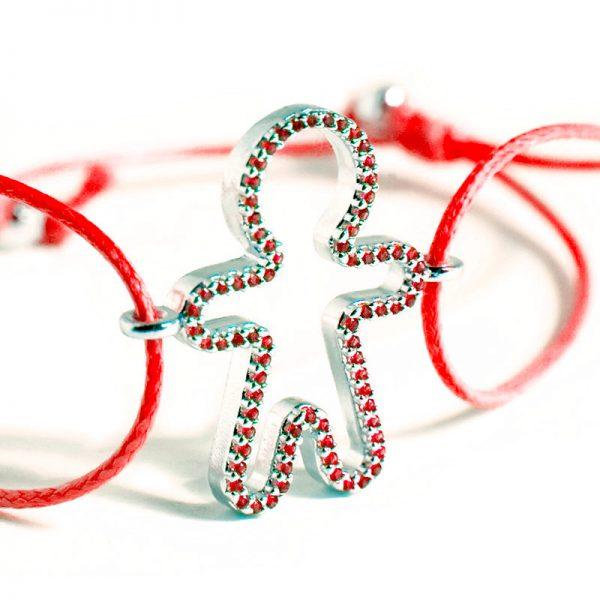 bracciale-tino-tennis-rosso-corda